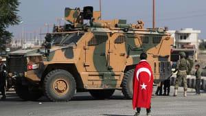 Nach Verlängerung der Waffenruhe: Türkei behauptet sich militärisch in Nordsyrien
