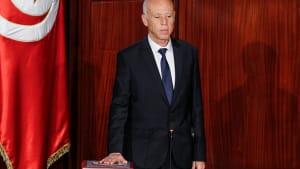"""Tunesiens neuer Präsident Saïed will """"die Menschen zusammenbringen"""""""