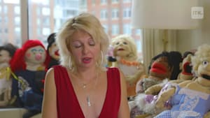 Meet the woman who owns over 25 puppets!