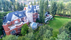 This Canadian Castle Is Up For Grabs
