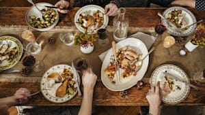 How to do Thanksgiving dinner for a small group