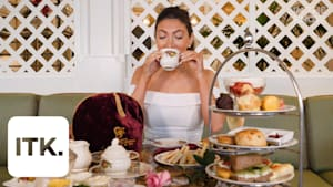 You have to try out Disney's high tea experience