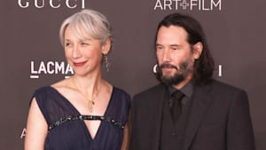Keanu Reeves steps out with rumored girlfriend