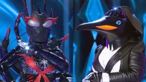 Two more get eliminated on 'Masked Singer'