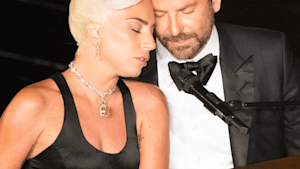 Lady Gaga says her and Bradley Cooper were acting
