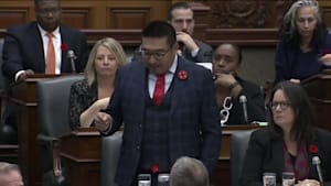 Ontario Minister Rips Liberals After Question On Indigenous Funding