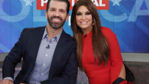 Donald Trump Jr. says Joy Behar wore blackface