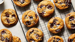 How to make olive oil chocolate chip cookies