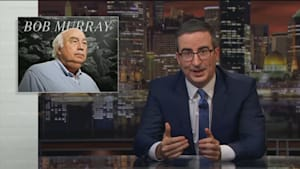 John Oliver mocks coal tycoon who sued him