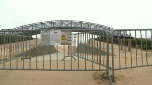 Kokain-Alarm: Schon 800 kg in kleinen Päckchen am Strand gefunden