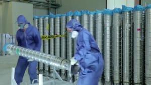 Nach Urananreicherung: EU droht Iran mit Sanktionen