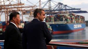 China investiert 600 Mio Euro in Drehkreuz Piräus