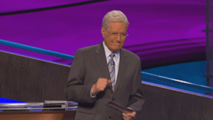 #WeLoveYouAlex trends, Alex Trebek gets choked up