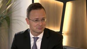 """Ungarns Außenminister: """"Für uns ist Souveränität extrem wichtig"""""""