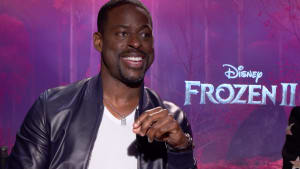 Sterling K. Brown on his deleted 'Frozen 2' song