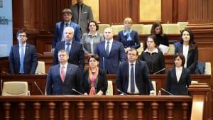 Misstrauensvotum: Moldauische Regierung abgesetzt