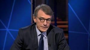Sassoli: EU bei Brexit einig