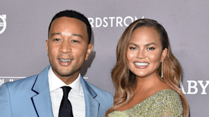 Chrissy Teigen's reacts to John Legend's new honor