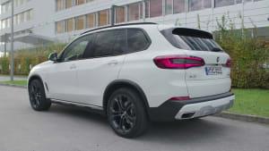 Der neue BMW X5 xDrive45e - Das Design