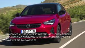 Kleinwagen der nächsten Generation - Opel Corsa, Corsa-e und Corsa-e Rally