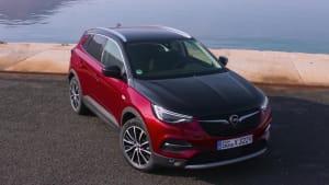 Opel Grandland X Hybrid4 - Vorhang auf für den ersten Plug-in-Hybrid von Opel