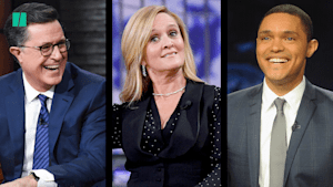 Late night hosts mock impeachment hearing