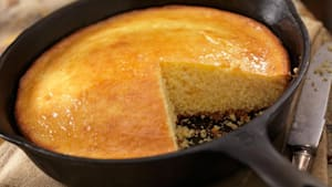 How to make cornbread without a recipe
