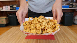 105-year-old restaurant 'invented' fried clams