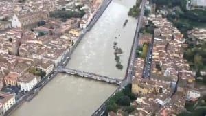 Italien: Pegel sinken langsam wieder