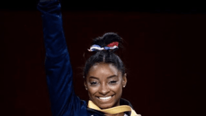 Why we love Olympic gold medalist Simone Biles!