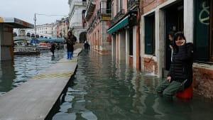 1 Milliarde Euro? Hochwasser in Venedig wird teuer