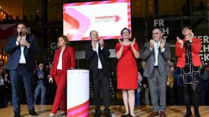 Die SPD vor der Kür ihrer neuen Parteiführung - Mitglieder entscheiden über Vorsitz