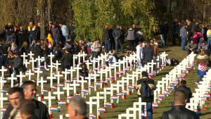 Offene Wunden: 28 Jahre Schlacht um Vukovar