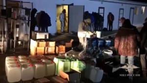 Riesiges Drogenlabor in Russland entdeckt