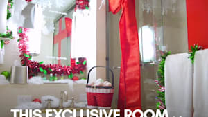 Book your stay at the 'Elf'-themed hotel suite