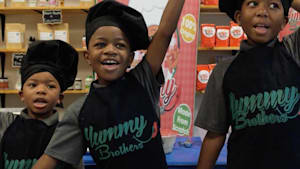 Kid entrepreneurs are building a cookie empire