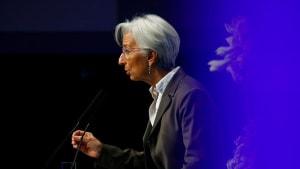 Investitionen: EZB-Chefin Lagarde nimmt Politik zur Brust