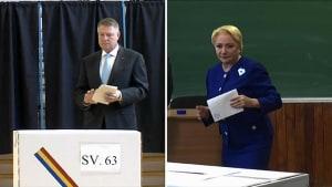 Iohannis gegen Dancila: Stichwahl ohne Debatte