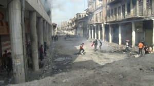 Erneut Tote und Verletzte bei Protesten im Irak