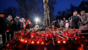 Hungersnotgedenktag in der Ukraine