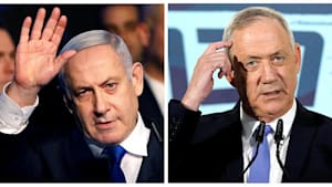 Wahlpatt in Israel: Gantz macht Vorschlag an Netanjahu