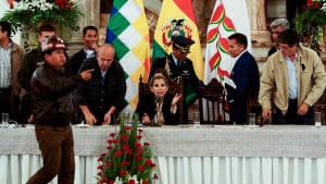 Bolivien: Parlament und Regierung für Neuwahl ohne Morales