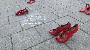 """Belgien – Demo: """"Sie verlässt ihn, er killt sie"""""""