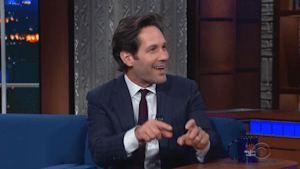 Paul Rudd's hilarious high school fake ID story