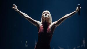 Canada's Power Ballad Queen Returns To No. 1