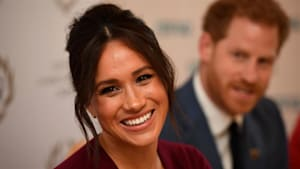 Does Meghan Markle write her own captions?