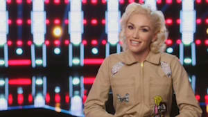 Gwen Stefani declares she's going to win The Voice