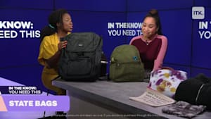 Shop the backpack that gives back to kids in need