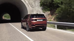 Der neue Land Rover Discovery Sport in Kürze