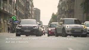 """The E-talian Job"" - Nachhaltige Flucht aus dem Alltag mit dem neuen MINI Cooper SE"